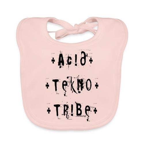 Acid tekno tribe - Baby Bio-Lätzchen