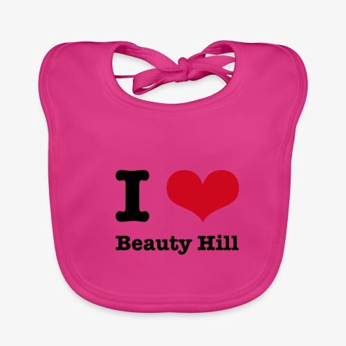 I love Beauty Hill - Baby Bio-Lätzchen