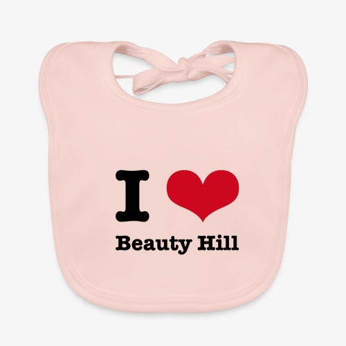 I love Beauty Hill - Baby Bio-Lätzchen