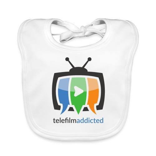 Telefilm Addicted Logo - Bavaglino ecologico per neonato