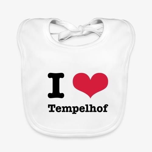 I love Tempelhof - Baby Bio-Lätzchen