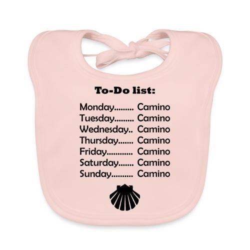 To-do list: Camino - Hagesmække af økologisk bomuld