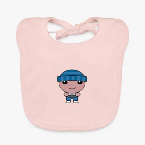 Beanie Hatter Gaming - Baby Organic Bib