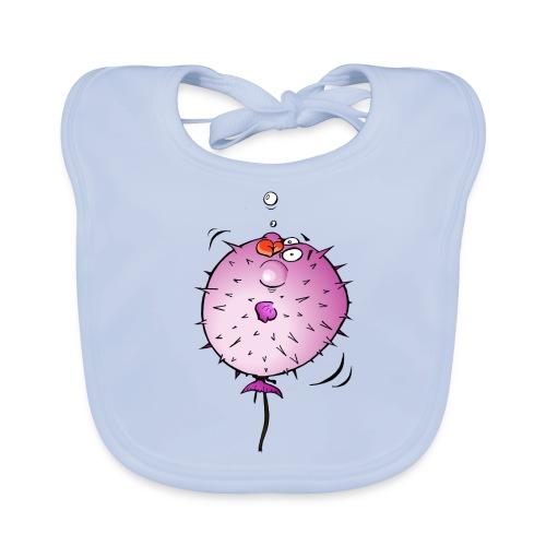 Blaasvis - Bio-slabbetje voor baby's