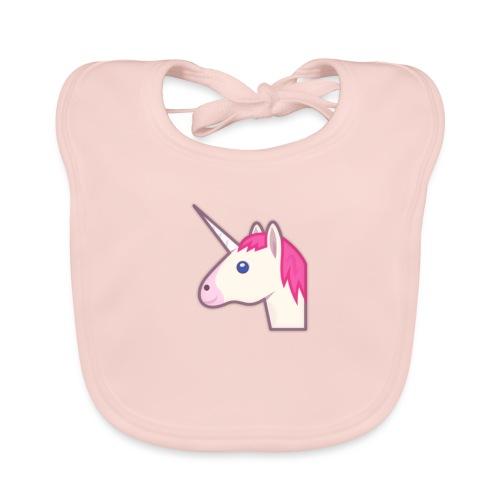 unicorn print shirts - Hagesmække af økologisk bomuld