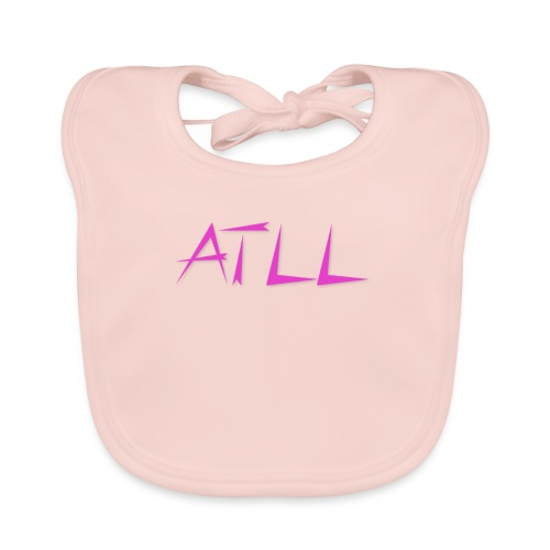 ATLL logo - Hagesmække af økologisk bomuld