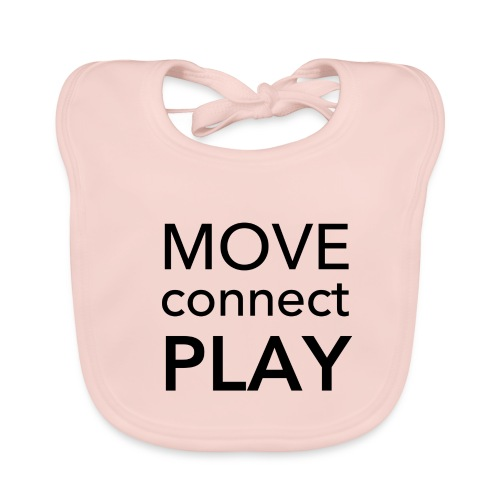 Move Connect Play - AcroYoga International - Organic Baby Bibs