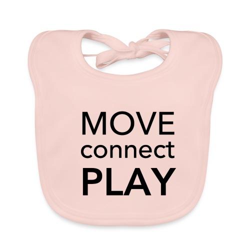 Move Connect Play - AcroYoga International - Organic Baby Bibs