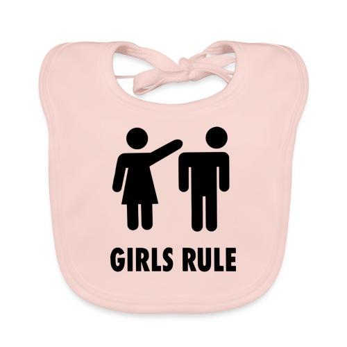Girl rule - Økologisk babysmekke