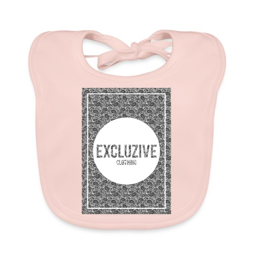 B-W_Design Excluzive - Baby Organic Bib