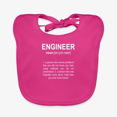 Engineer Def. 2 - Bavoir bio Bébé