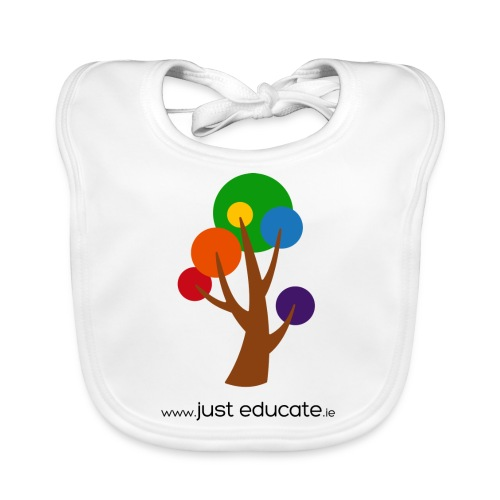 Just Educate.ie - Baby Organic Bib