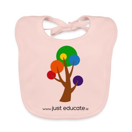 Just Educate.ie - Organic Baby Bibs
