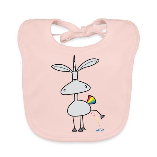 Dru - bunt pinkeln - Baby Bio-Lätzchen
