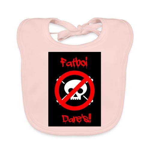 Fatboi Dares's logo - Baby Organic Bib