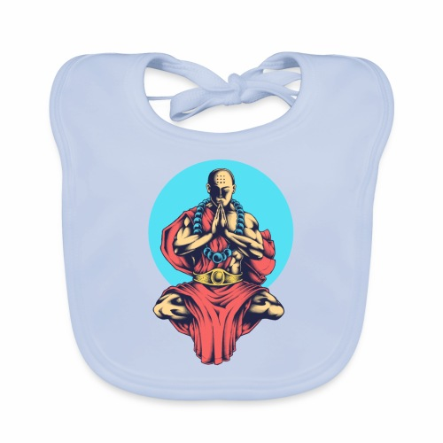 Inner Peace Inner Peace Gift Idea - Baby Organic Bib