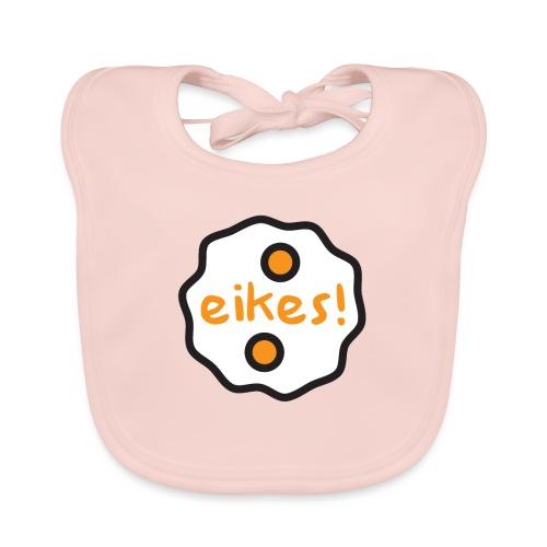 Eikes! - Bio-slabbetje voor baby's