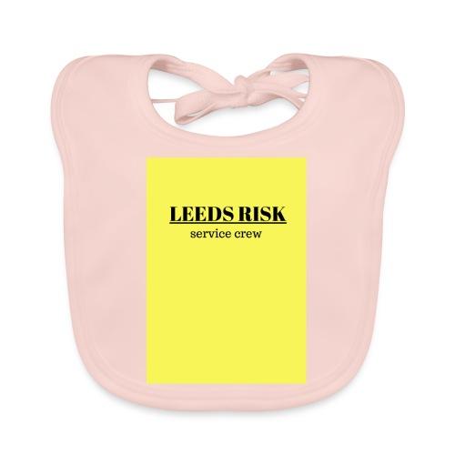 leeds risk - Organic Baby Bibs