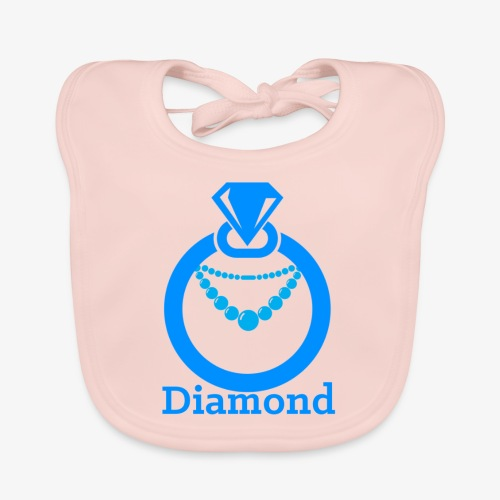 Diamond - Baby Bio-Lätzchen