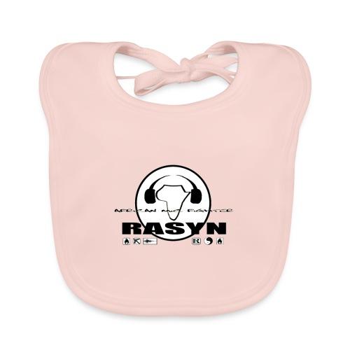 RASYN Peace Africa ® - Baby Bio-Lätzchen