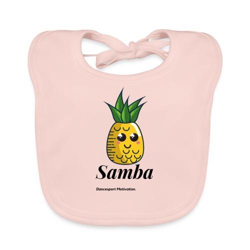 Pineapple Samba - Babero ecológico bebé