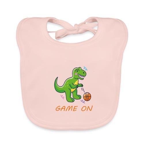 GAME ON - Organic Baby Bibs