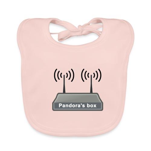 Pandora's box - Baby Bio-Lätzchen