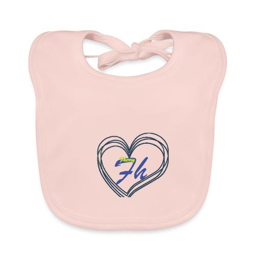 Fherry passione - Bavaglino ecologico per neonato