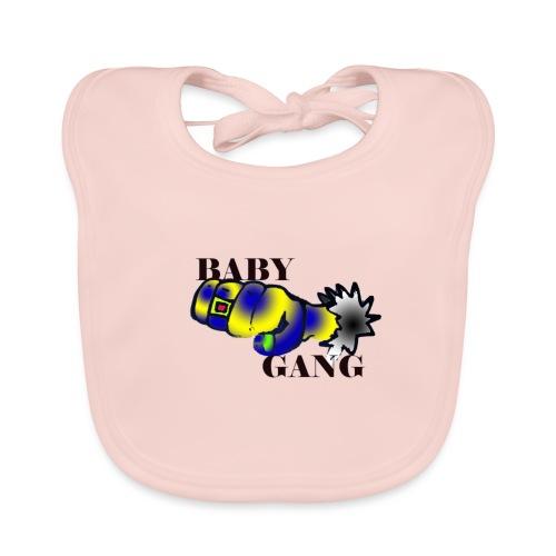 BABY GANG - Bavaglino ecologico per neonato