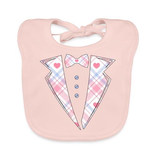 bébé costume rose Cadeau - Bavoir bio Bébé