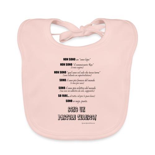 Vero standard PT - Bavaglino ecologico per neonato