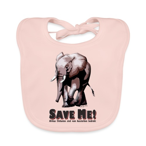 SAVE ME! - Baby Bio-Lätzchen