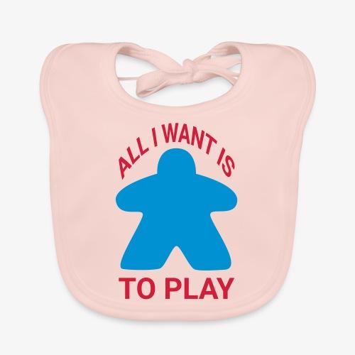 All I want is to play - Økologisk babysmekke