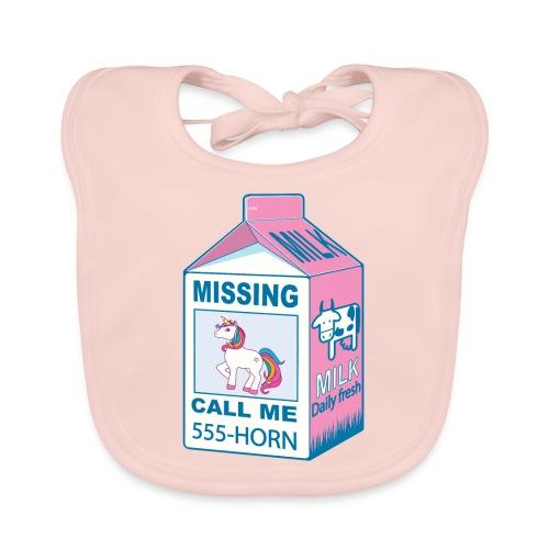 Missing Unicorn - Lost Unicorn - Organic Baby Bibs