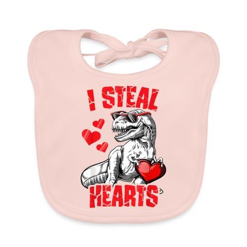 I steal hearts - Bio-slabbetje voor baby's