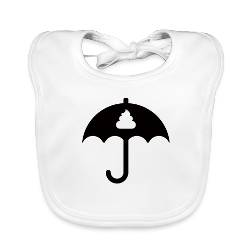 Shit icon Black png - Organic Baby Bibs