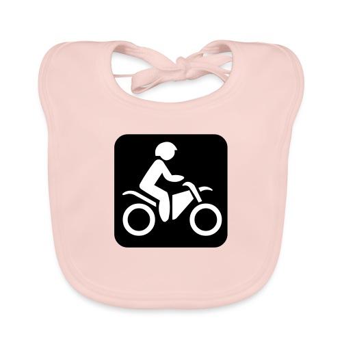 motorcycle - Vauvan ruokalappu