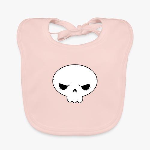 Skullie - Baby økologisk hagesmæk