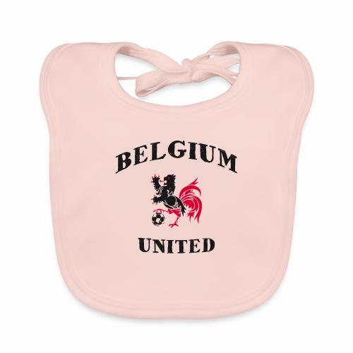 Belgium Unit - Baby Organic Bib