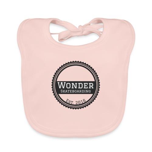 Wonder Longsleeve - round logo - Hagesmække af økologisk bomuld