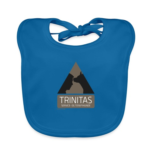 Trinitas Nøglesnor - Hagesmække af økologisk bomuld