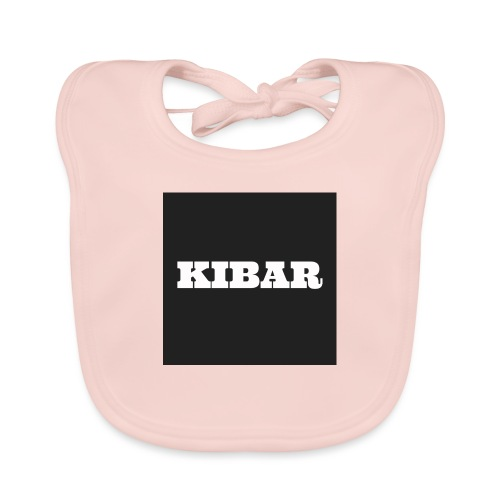 KIBAR - Baby økologisk hagesmæk