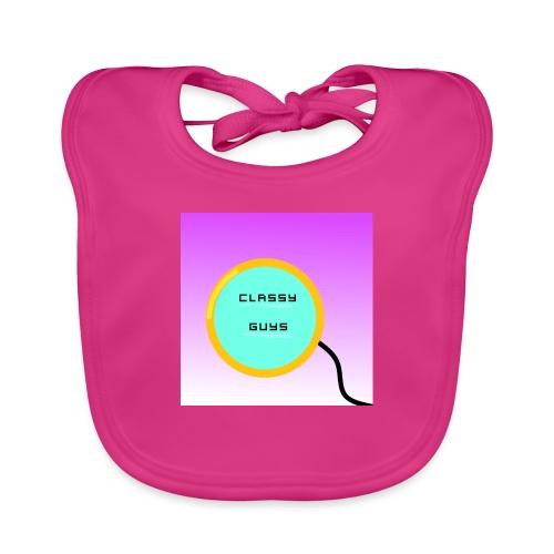 YouTube Logo - Baby Organic Bib