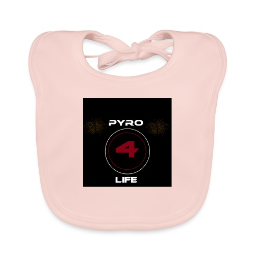 Pyro4Life - Baby Bio-Lätzchen
