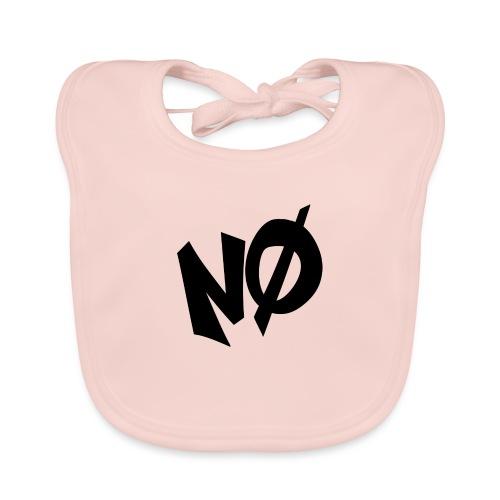 N0 - Babero de algodón orgánico para bebés