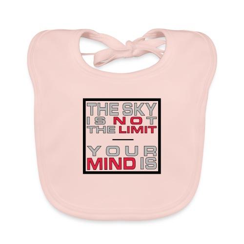 No Limit Mind - Baby Bio-Lätzchen