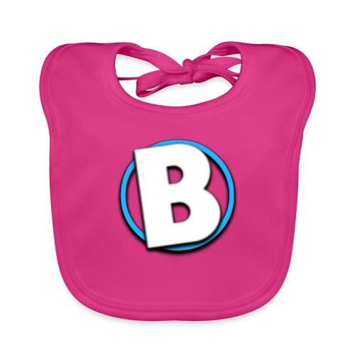 Bumble Logo - Baby Organic Bib