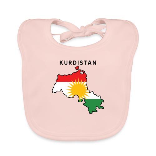 Kurdistan - Ekologisk babyhaklapp