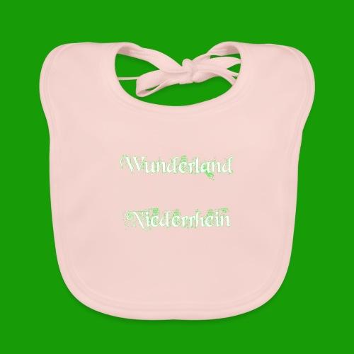 Wunderland Niederrhein - Baby Bio-Lätzchen