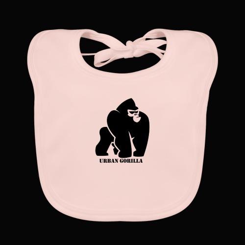 Gorilla - Babero ecológico bebé